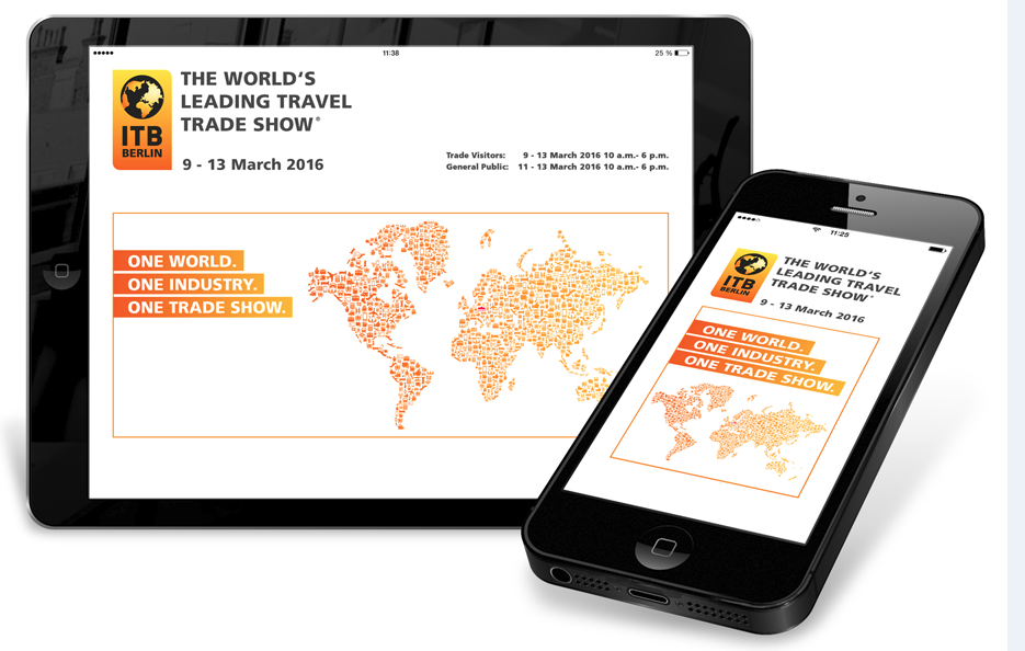 Become the ITB China APP Sponsor