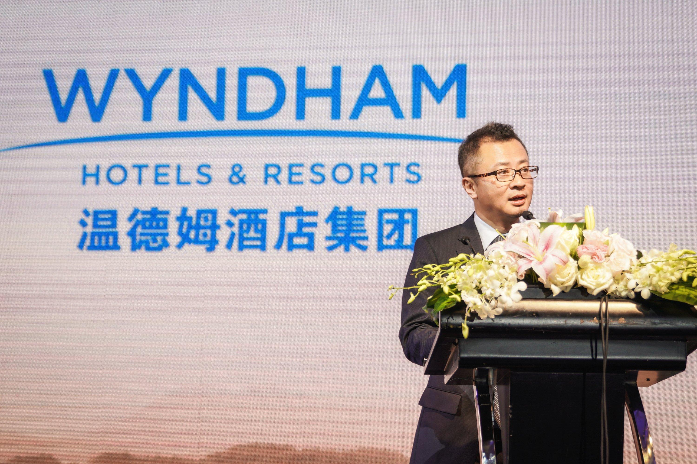 温德姆酒店集团大中华区总裁,刘晨军